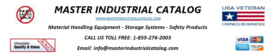 MASTER INDUSTRIAL CATALOG